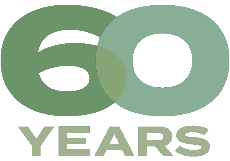 Sequoyah's 60th Anniversary Logo